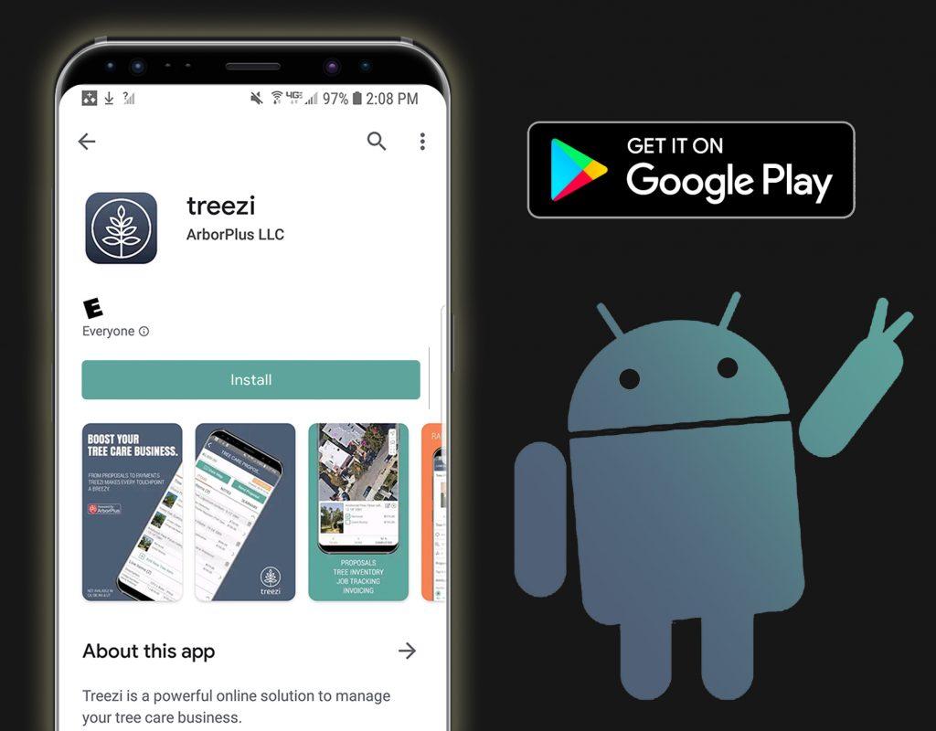 treezi android on Google Play